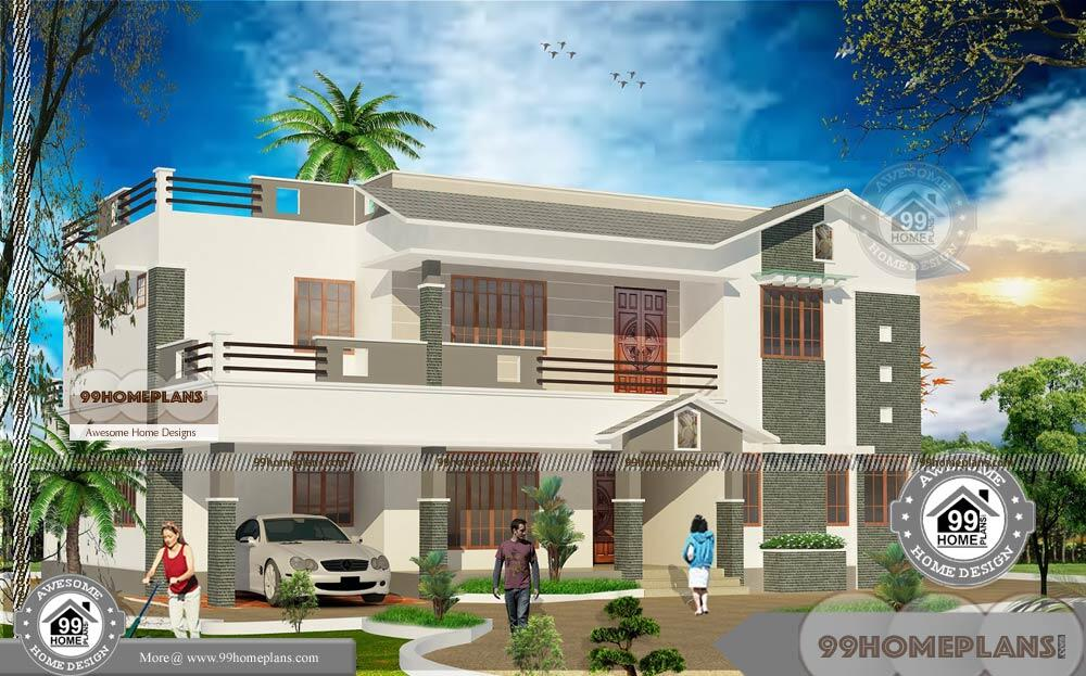 Budget of this house is 50 lakhs best contemporary home designs