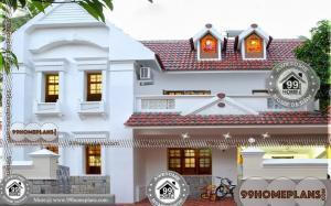 Big Bungalow House Plans with Double Story Exciting Collections Online