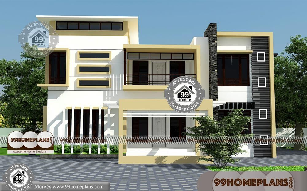 Modern Box Type House Designs on Two Story House Designs Philippines