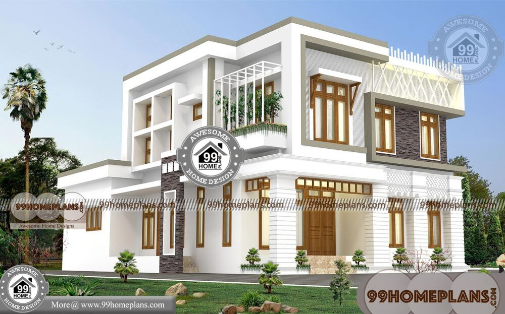 Contemporary Bungalow Floor Plans with Double Story Best Dream Home