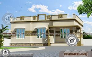 Contemporary Single Story House Plans with Outside Modern Plan Design