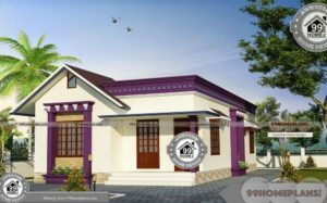 Cool One Story House Plans with Affordable Stylish Modern Selected Plan