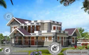 Designer House Plans With Photos with Double Story Home Collections