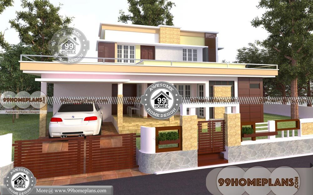 Double storey floor plans with 2 story modern variety flat for Variety home designs