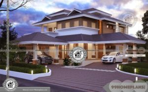 Double Story Kit Homes with 4 Bedroom Grand Selected Plans & Designs