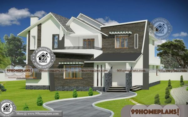 House building plans and costs with 2 floor contemporary for 600 sq ft house construction cost