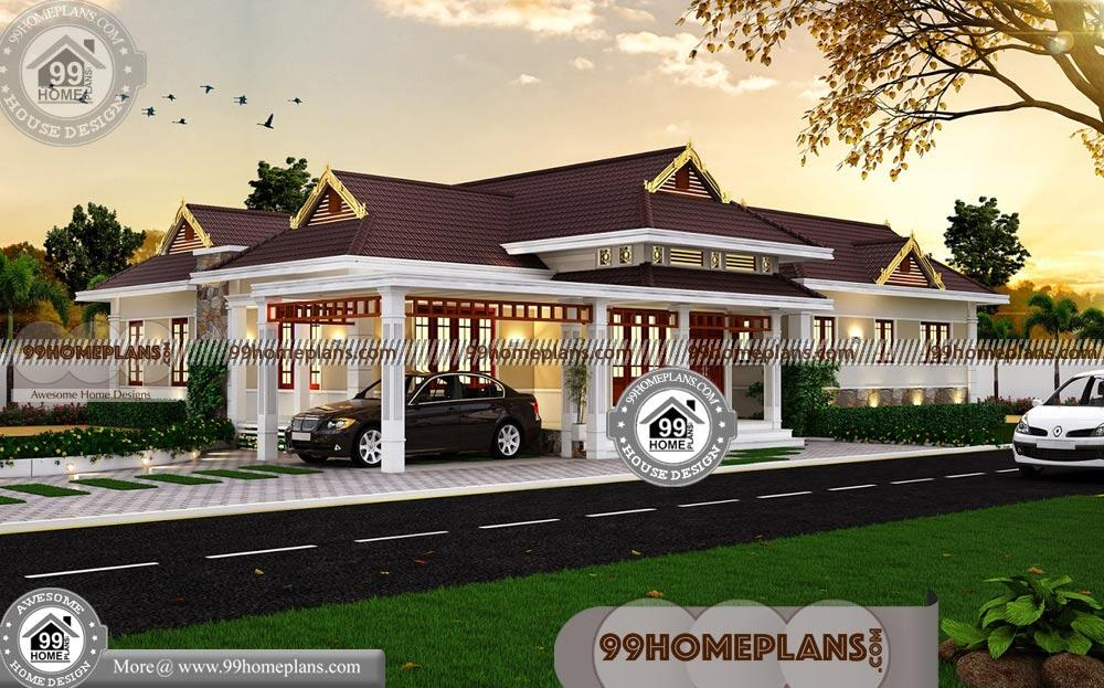 House Plans For Corner Lots With Single Story Traditional