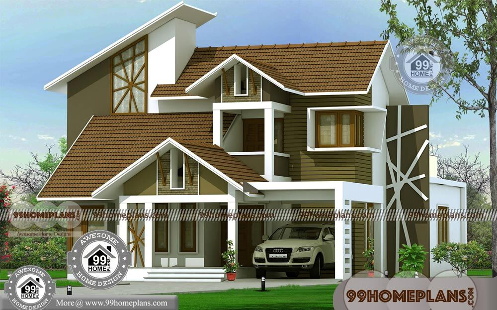 House plans traditional two floor variety low budget for Variety home designs