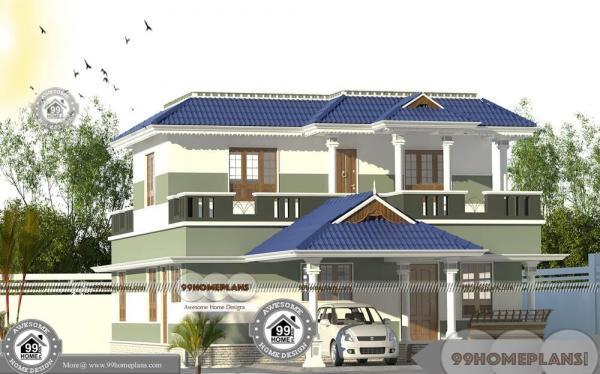 Kerala Home Design New Modern Houses With Traditional