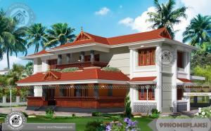 Kerala Traditional Home Design Photos With Huge Two Floor Royal Homes