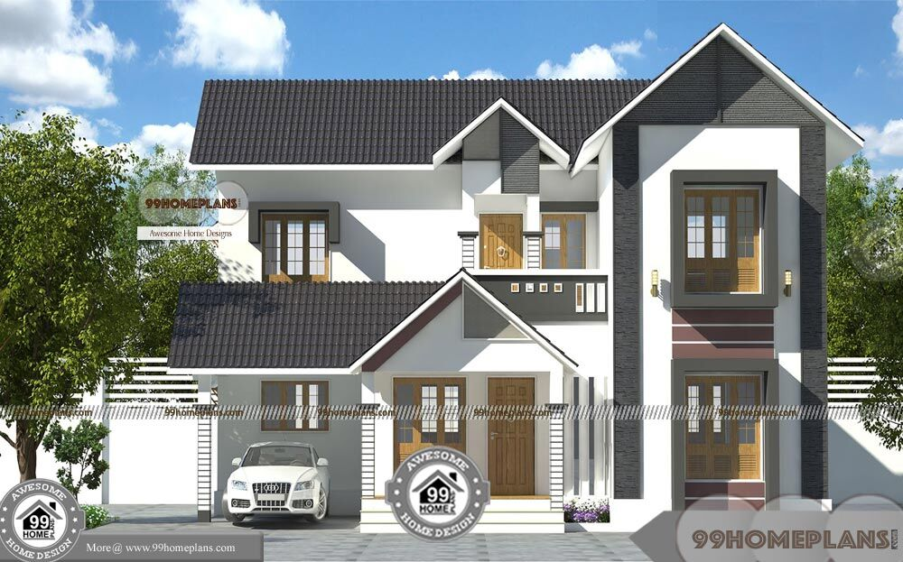 budget of this house is 37 lakhs khd kerala house design - Khd Home Design