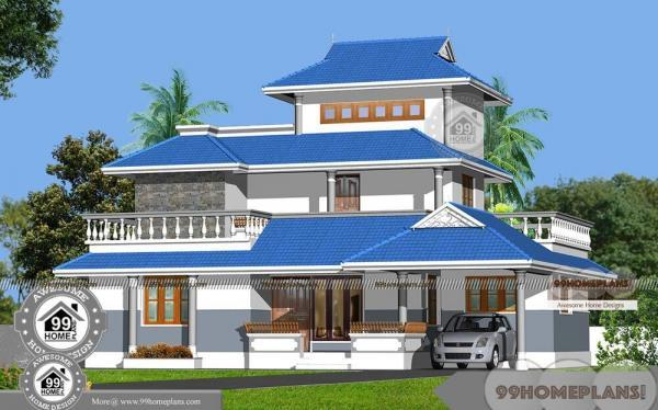 Modern 3 Bedroom House Floor Plans with Latest Traditional Concepts