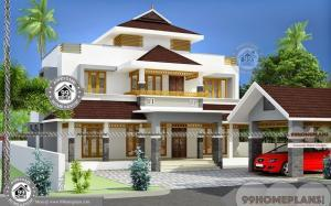 Modern Architecture Home Design with Very Beautiful Less Expense Plans