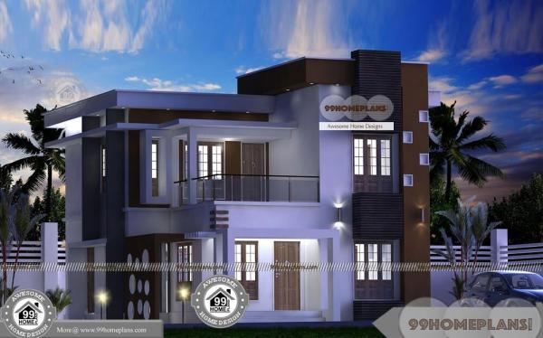 modern kerala style house plans with photos of dream home collections