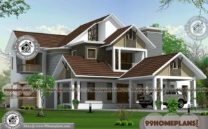 Modern Traditional House Plans with Two Floor Mind Blowing Collections