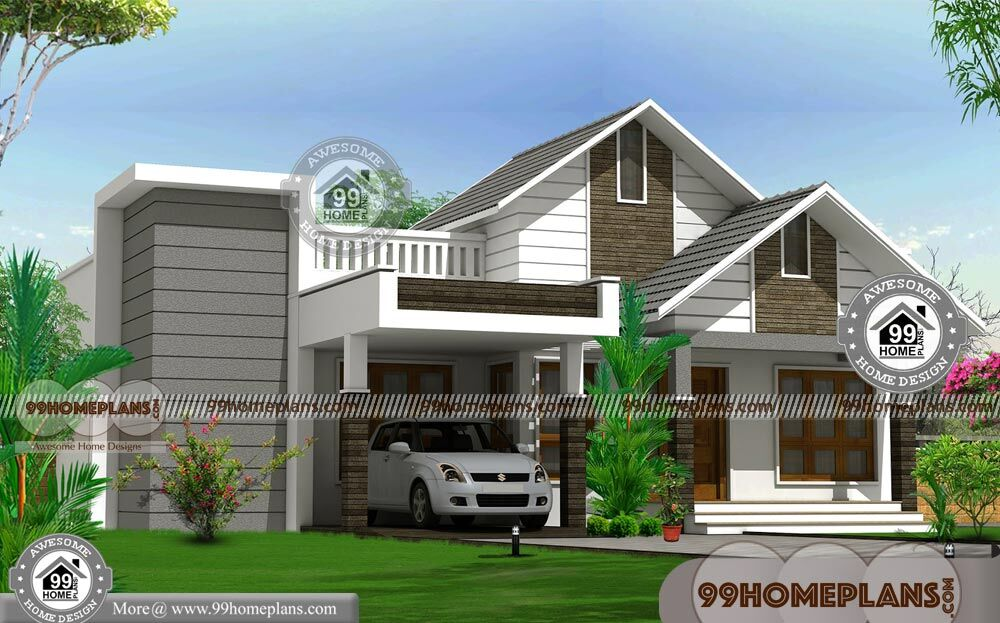non traditional house plans with two story 3 bedroom low