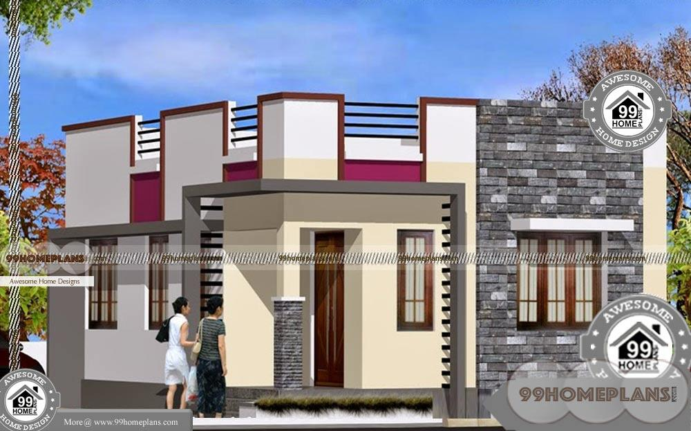 Budget Of This House Is 21 Lakhs One Floor Modern Plans
