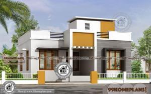 Single Floor House Design & Modern Home Ideas & 3D Collections Online