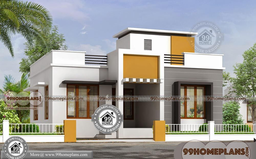 Single Floor House Design Amp Modern Home Ideas Amp 3d