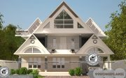 Small House Architecture Design In India with Extra Ordinary Home Plans