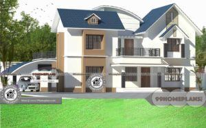 Small House Plans In Kerala With Photos, Unusual Contemporary Patterns