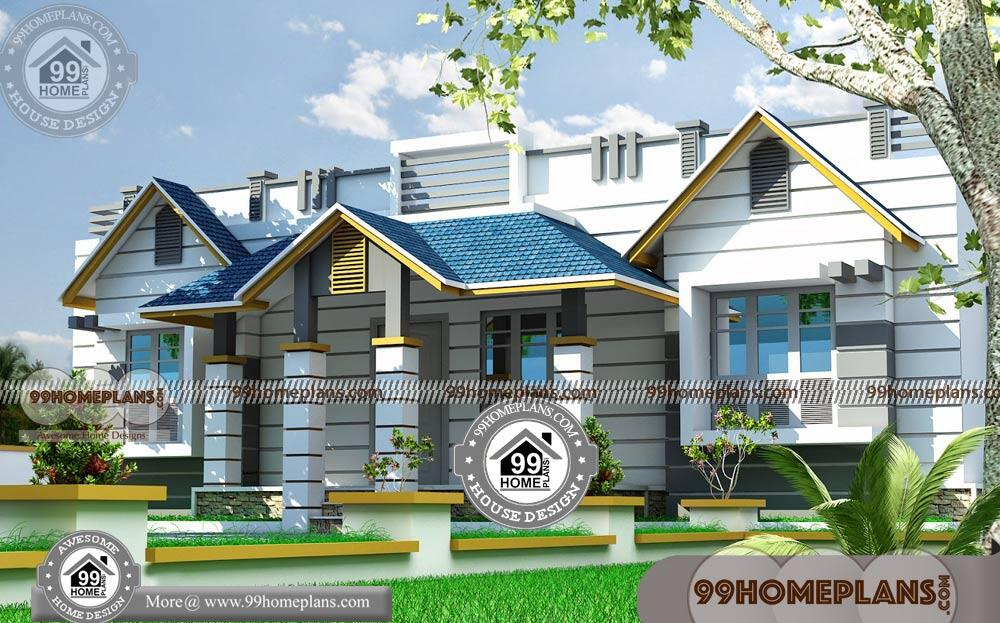 Small Single Story Modern House Plans With 2 Floor Award Winning Model