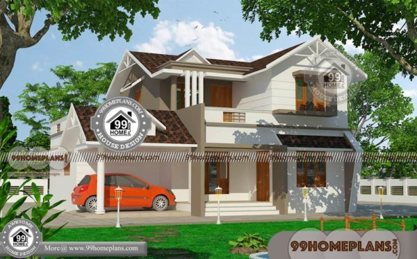 Small Ultra Modern House Plans with 2 Story Dream Home ...