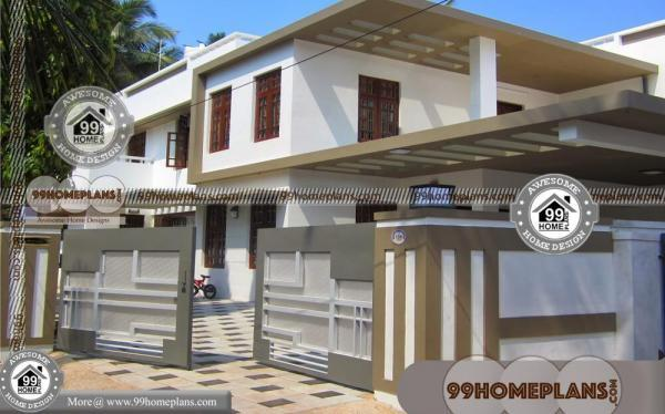 Southern Bungalow House Plans with Low Economy 2 Floor Exciting Plans