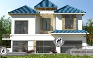 Townhouse Design Plans with 2 Story & Gorgeous Collections of Homes