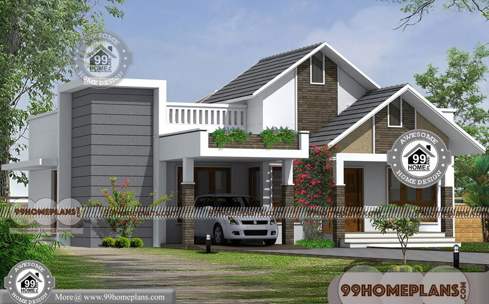 Budget Of This House Is 21 Lakhs U2013 Traditional Country House Plans