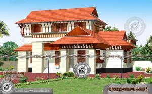 Traditional House Plans In Kerala with 2 Story Royal Home Plan Collection