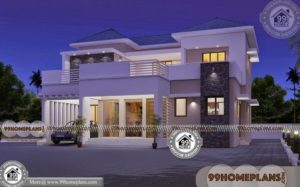 Traditional Indian House Plan and Collections with 3D Elevations & Design