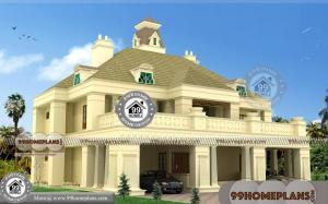 Tropical Bungalow House Plans with Double Story Home Collections Free