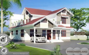Two Storey Homes With Balcony with Ultimate Lifestyle of Luxury Houses