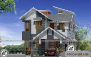 Vastu Shastra East Facing House Plans and Awesome Balcony Collections