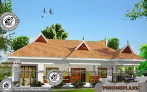 1 Storey Modern House Design | Traditional 50+ Royal Plan Collections
