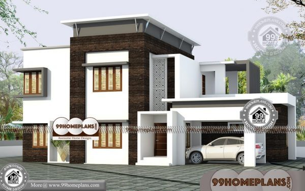 2 storey box type house modern contemporary mind blowing