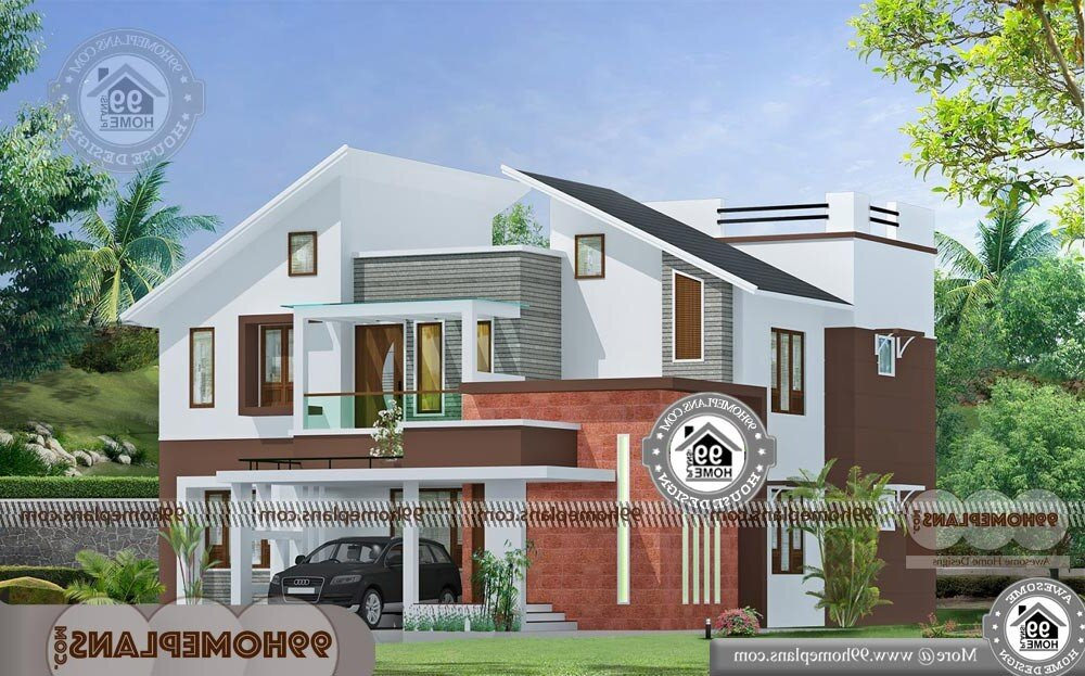 Double story homes under 200 000 modern traditional for House designs under 200 000