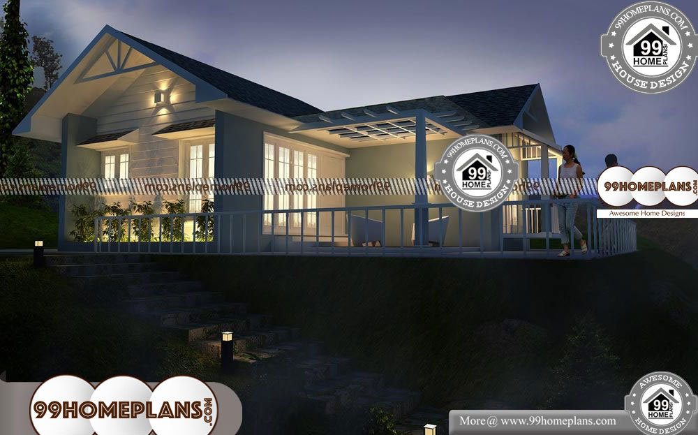 Luxury House Plans One Story - One Story 750 sqft-HOME
