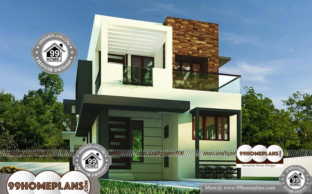 Small Box Type House - 2 Story 3100 sqft-Home