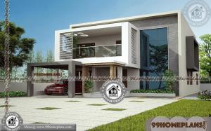 Box Style House | Ultra Modern European Style Home Interior Collections