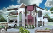 Contemporary Home Plans Kerala | Double Storey Beautiful House Design