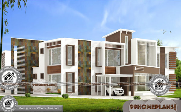 Kerala Model House Plan And Elevation 90 Double Floor Home Design