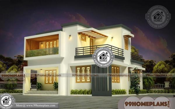 New Model House Design In Kerala 80 New Two Story Homes Online