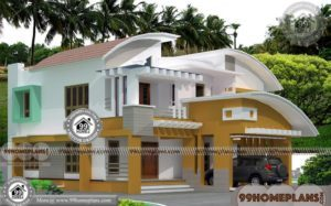 Small Modern Bungalow House Plans with New Contemporary Style Home