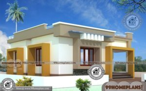 Small One Story House Plans | Simple Awesome Home Exterior Collection