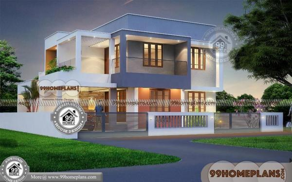 square box house plans low budget house models plan collections - House Models Photos