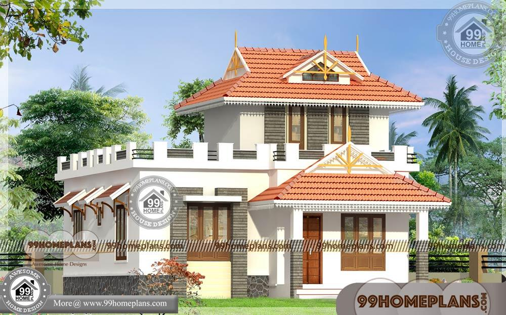 1000 sq ft house plans indian style single story for Indian traditional house plans