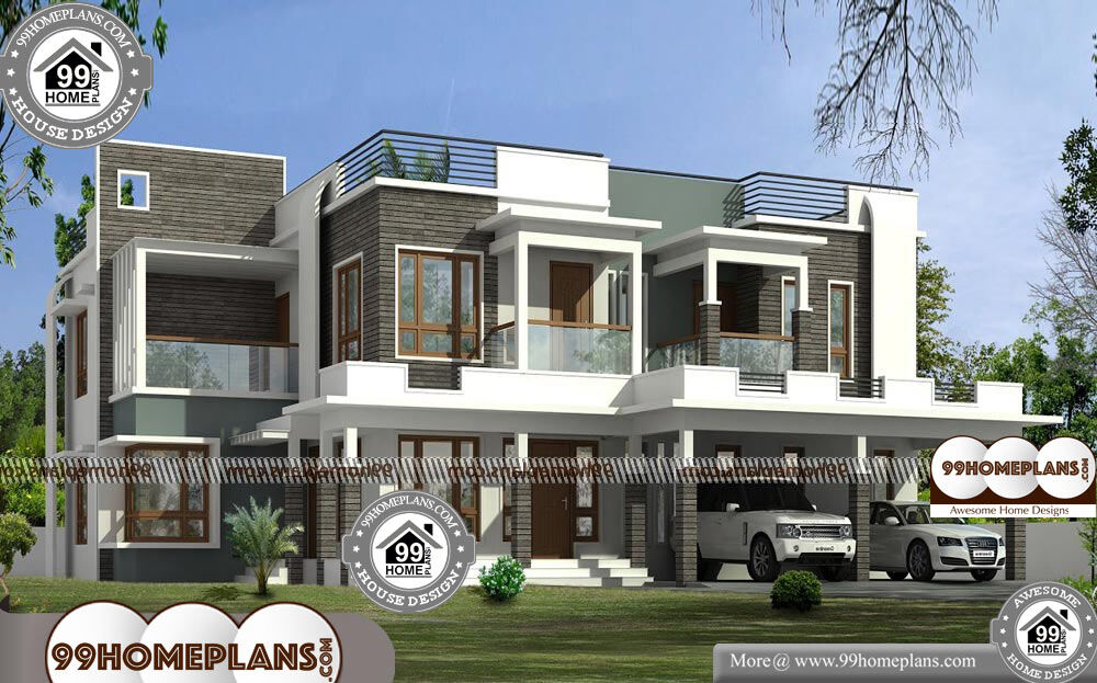 2 Storey Design - 2 Story 4756 sqft-Home