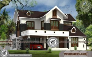 2 Storey Floor Plan Collections Online | Best Hyderabad Style Cute Plans